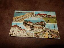 Norman Sussex postcard - Hastings multiview -2