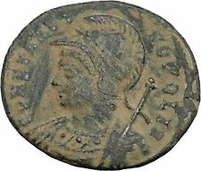 Constantine I The Great founds Constantinople Ancient Roman Coin Victory i46814