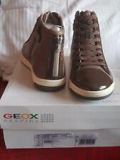 i19 C6004 Donna Ophira sneakers 05422 Geobuk Geox Marrone