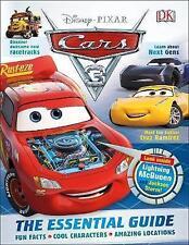 Disney Pixar Cars 3 the Essential Guide by DK (Hardback, 2017)