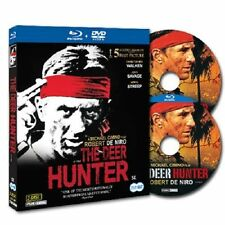 The Deer Hunter (1978) - Michael Cimino, Robert De Niro (BLU-RAY/DVD 2-Disc Set)