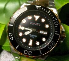 Nautec No Limit Oceanrift Seiko Automatik Werk 30 ATM Herren Uhr Armbanduhr