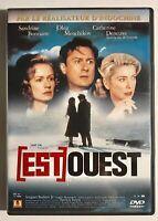 Est Ouest DVD w/ Catherine Deneuve, Sandrine Bonnaire & Oleg Menchikov.Reg 2 PAL
