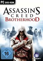 Assassins Creed Brotherhood für PC | KOMPLETT IN DEUTSCH | UPLAY CD KEY DLC CODE