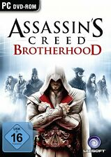 Assassins Creed Brotherhood für PC | KOMPLETT IN DEUTSCH | UPLAY CD KEY DLC CODE