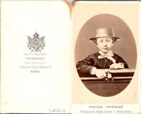 Thiebault, Paris, Louis-Napoléon Bonaparte, Prince Impérial, fils de Napoléon II