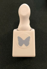 """1"""" Martha Stewart CLASSIC BUTTERFLY Craft Paper Punch Solid Butterfly Punch"""