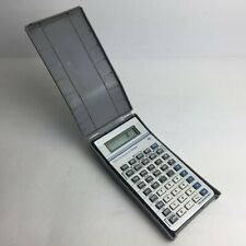Vintage Texas Instruments TI-57 II Programmable Calculator Retro LCD in Case
