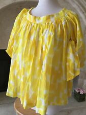 See By Chloe Pleated  Blouse ( 38 )