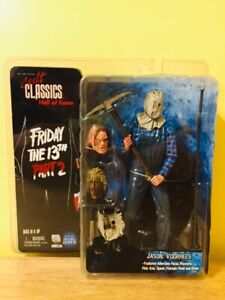 NECA Cult Classics Hall Of Fame Friday the 13th Part 2 Action Figure NEW! HORROR