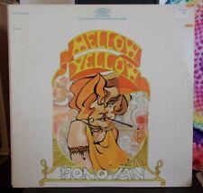 Donovan Mellow Yellow LP 1966 pressing Young Girl Blues