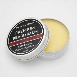 Coffee Beard Balm - Premium Quality, 100% Natural & Organic Beard Balm