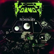 Voivod Killing Technology 2cd & DVD