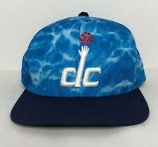 new style 574f1 96823 Washington Wizards Mitchel   Ness NBA Snapback,Hat, Water pattern