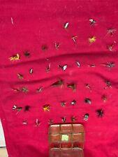 New listing Vintage Fishing Flies 40