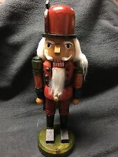 """Nutcracker - The Hunter - Excellent Condition Approx 10"""" Tall"""