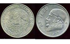 MEXIQUE 1 peso 1977