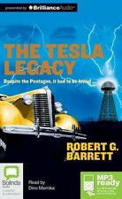 Robert G. BARRETT / The TESLA LEGACY      [ Audiobook ]