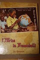 L' Africa in francobolli, La sorgente 1960