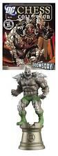 DC Superhero Chess Figure Collection #55 Doomsday Black Rook Eaglemoss