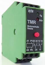 BTR TMR Motorschutzrelais Thermistorrelais + Fehlerspeicher 2We 230V TMR-E12