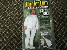 SUPER RARE HUNTER DAN GOOSE Hunter action figure  NIB