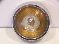 1950 DESOTO STEERING WHEEL HORN CAP DELUXE CLUB COUPE CARRY-ALL SEDAN