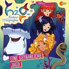 H2o-avventura SIRENA - (4) l'originale Hörspiel ad Tv-serie CD NUOVO