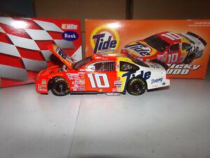 1/24 RICKY RUDD #10 TIDE CW/BANK   1999 ACTION NASCAR DIECAST