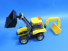 LEGO City / Ferrovia 60098 Escavatore Terne