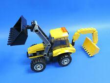 LEGO® City / Eisenbahn 60098 Bagger Baggerlader