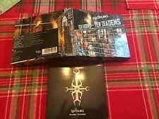 Satyricon Ten Horns Ten Diadems RARE BOX cd