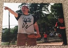 ARTIE LANGE SIGNED AUTOGRAPH BEER LEAGUE 8x10 PHOTO w/EXACT PROOF HOWARD STERN