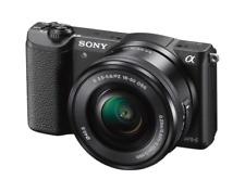 Sony a5100 Digital Camera + 16-50mm Power Zoom Lens - Black: Refurbished