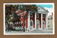 Brunswick,Maine Me First National Bank