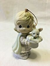 """Precious Moments - """"The Magic Starts With You"""" Ornament - 529648 - 1992"""