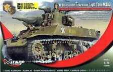 Mirage Hobby, M3A3 DEBARQUEMENT DE NORMANDIE (FRENCH STUART/HONEY), 726066, 1/72