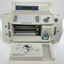 New listing � Cricut Personal Electronic Cutter Machine Crv001 Tested Just Device No Cord