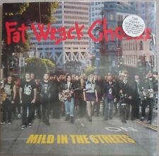 FAT WRECK CHORDS - MILD IN THE STREETS - 16 TRACK 2016 ACOUSTIC VINYL ALBUM