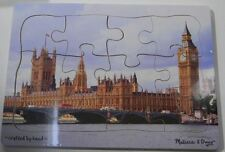 wooden puzzles melissa and doug large shapes London Parliament World Landmarks