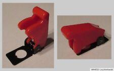 Schutzkappe Sicherheitsabdeckung Kippschalter Schalter Kappe Schutz Deckel rot