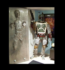 Han Solo in Carbonite,Kit, Star Wars 1:1 Scale Movie Prop