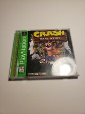 Crash Bandicoot (PlayStation 1, 1996) Greatest Hits Works Great!