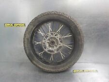 SUZUKI DRZ 400 S 2000-2009 REAR WHEEL WITH TYRE 110-90-18 2MM