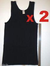 Unbranded Basic Tee Sleeveless T-Shirts for Men