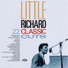 Little Richard ‎– 22 Classic Cuts / ACE RECORDS CD (CDCH 195)