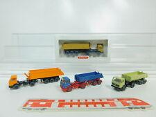 BO497-0,5# 4x Wiking H0/1:87 Sattelzug Mercedes-Benz/MB: 676 01 etc, NEUW+1x OVP