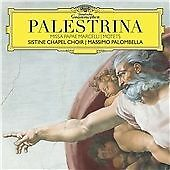Sistine Chapel Choir Massimo Palombella - Palestrina, The Pope And Mercy New  CD