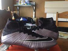 Nike Mercurial Superfly 4 SG Soccer Cleats Urban Lilac Mango MENS 12, 641859 581
