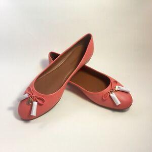 Brand New Women's Shoes! Coach Benni Leather Ballet Flats US 10B/US 11B